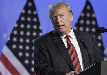 """Donald Trump opublikował """"bardzo miłą notatkę"""" od Kim Dzong Una"""