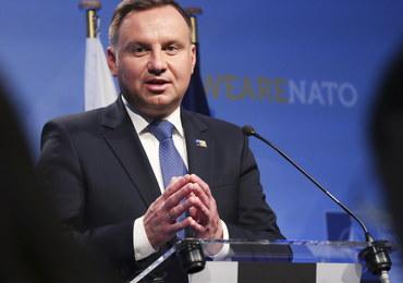 Prezydent Andrzej Duda: Sędziowie powinni przestrzegać ustaw