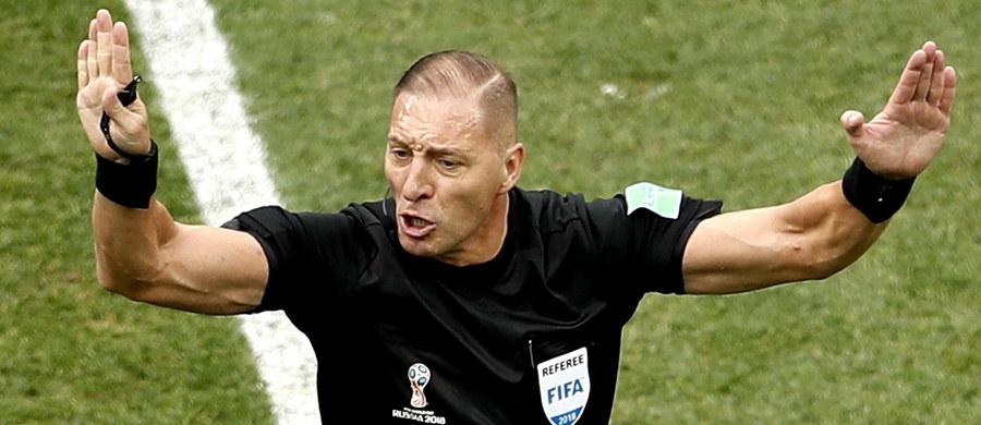 Argentyński arbiter Nestor Pitana poprowadzi niedzielny finał piłkarskich mistrzostw świata w Moskwie, w którym Francja zmierzy się z Chorwacją. Będzie to jego piąty mecz sędziowany na tym turnieju.