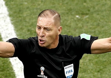 Mundial 2018: Wiemy, kto będzie sędziował finałowy mecz Francji z Chorwacją!