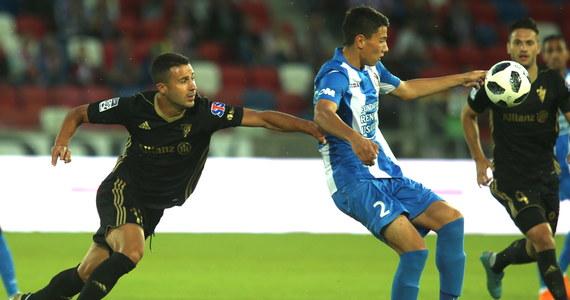 Górnik Zabrze pokonał na własnym stadionie mołdawską Zarię Balti 1:0 (0:0) w pierwszym meczu 1. rundy kwalifikacji Ligi Europejskiej. Bramkę dla zabrzan zdobył Igor Angulo.