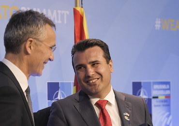 Rosja o szczycie NATO: Polityka otwartych drzwi przekształciła się w cel sam w sobie