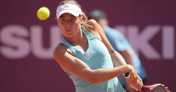 """Alicja Rosolska i amerykańska tenisistka Abigail Spears odpadły w półfinale debla w wielkoszlemowym Wimbledonie. Przegrały w piątek z rozstawionymi z """"trójką"""" triumfatorkami tegorocznego French Open Czeszkami Barborą Krejcikovą i Kateriną Siniakovą 5:7, 4:6."""