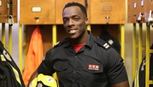 Londyńscy strażacy