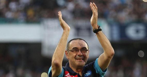 Nowym trener Chelsea Londyn został były szkoleniowiec zespołu włoskiej ekstraklasy piłkarskiej Napoli Maurizio Sarri - potwierdził oficjalnie zespół angielskiej Premier League. Zastąpił swojego rodaka Antonio Conte.