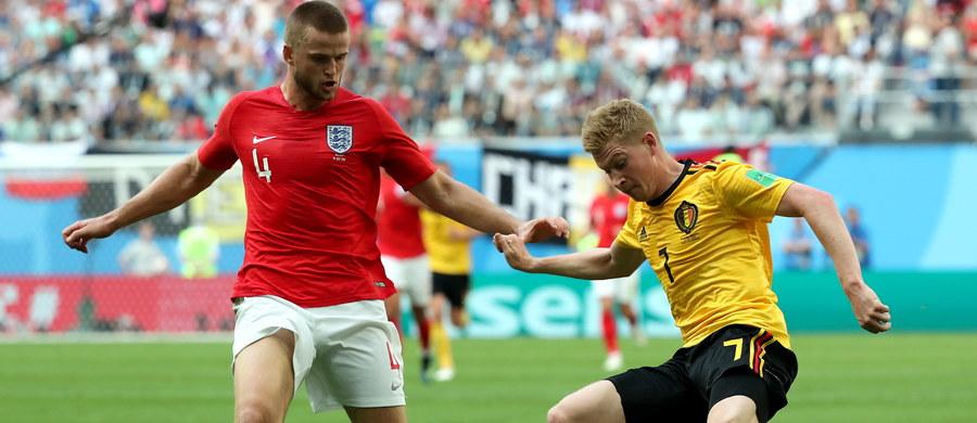 Na Stadionie W Petersburgu Belgia Pokonala Anglie  Po Bramkach Thomasa Meuniera I Edena