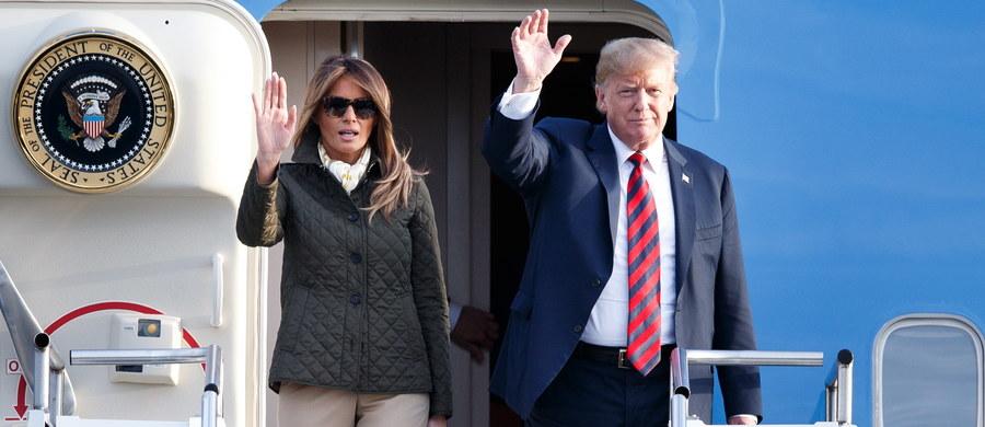 """Prezydent USA Donald Trump zapowiedział w wywiadzie dla """"Daily Mail"""", że zamierza ubiegać się o reelekcję w wyborach, które odbędą się w 2020 roku. Obecnie, jak stwierdził, nie ma nikogo, kto mógłby go pokonać."""