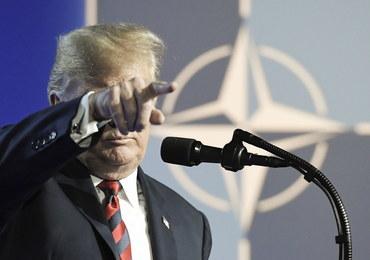 Premier Izraela rozmawiał z Trumpem o Syrii i Iranie