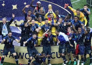 Wspaniały finał w Moskwie! Francja mistrzem świata w piłce nożnej!