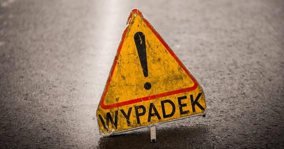 13-letnia dziewczynka zginęła, a jej rówieśniczka została ranna w wyniku wypadku, do którego doszło w nocy z niedzieli na poniedziałek w miejscowości Koryczany w powiecie zawierciańskim (Śląskie). Kierowane przez 19-latka auto wjechało tam w grupę idących poboczem pieszych.