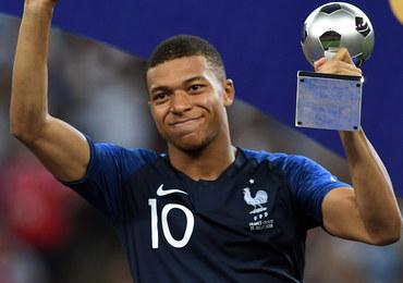 """Francuskie media zachwycone 19-letnim Mbappe. """"Dokona wielkich rzeczy"""""""