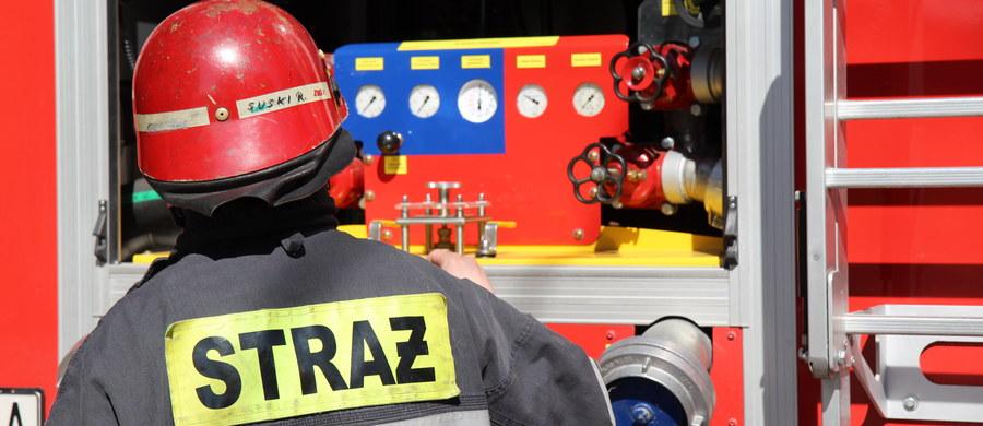 Gaz wybuchł w nocy z niedzieli na poniedziałek w miejscu remontowanej instalacji w Kielcach. Płomień eksplozji zauważył jeden z przechodniów. Z okolicznych budynków ewakuowano 16 osób.