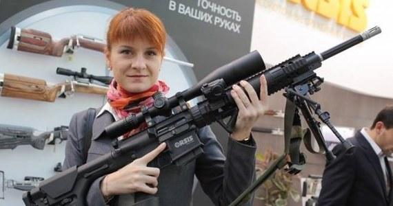 29-letnia Maria Butina, Rosjanka mieszkająca w Waszyngtonie, została aresztowana pod zarzutem działalności szpiegowskiej na rzecz Rosji - poinformowało ministerstwo sprawiedliwości USA.