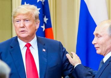 """""""Amerykański prezydent położył się u stóp Putina"""". Media krytykują Trumpa"""