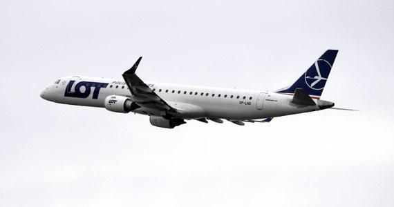 Problemy techniczne samolotu LOT, który miał wylecieć o 10:25 z Zurychu do Warszawy. Maszyna dwukrotnie próbowała wystartować, ale piloci wycofywali się z pasa. Na pokładzie było 85 osób.