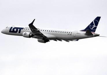Problemy techniczne samolotu LOT w Zurychu. Lot został anulowany