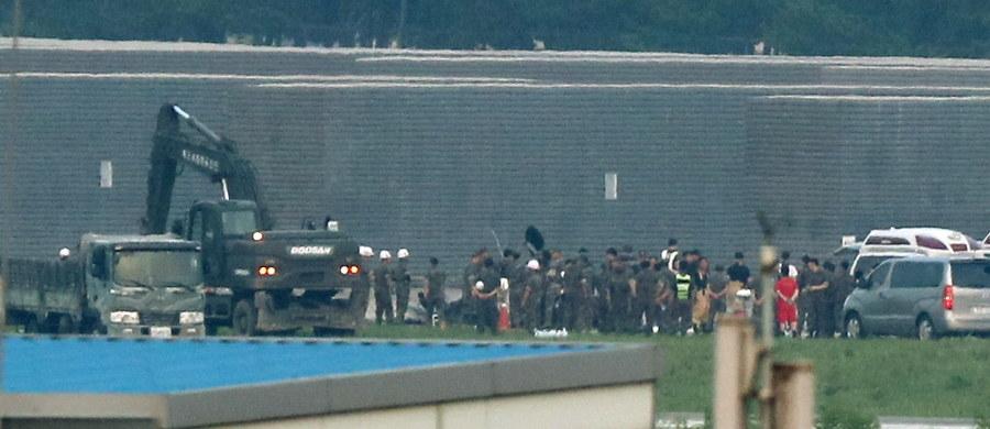 Śmigłowiec południowokoreańskiej piechoty morskiej rozbił się we wtorek na lotnisku wojskowym w mieście Pohang w południowo-wschodniej części kraju. Zginęło pięciu żołnierzy, a jeden został ranny - poinformowała agencja Yonhap.