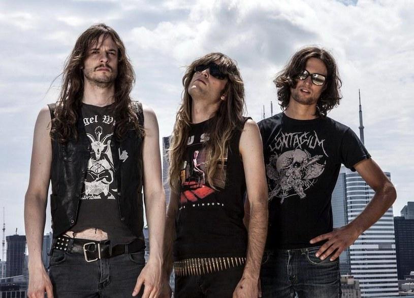 Metalowe trio Cauldron z Kanady przygotowało nowy longplay.