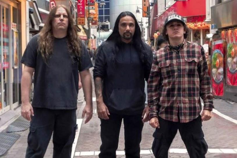 Kultowa grupa Terrorizer z USA nagrała nowy album.