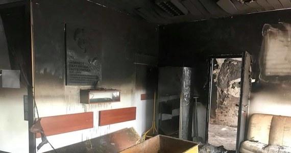 Ktoś prawdopodobnie podłożył ogień w pokoju księgowej – takie są wstępne ustalenia po ubiegłotygodniowym pożarze w Ośrodku Rehabilitacyjno-Edukacyjno-Wychowawczym w Katowicach-Giszowcu. Prokuratura Rejonowa Katowice-Wschód, która prowadzi śledztwo w tej sprawie czeka na pisemną opinię biegłego z zakresu pożarnictwa.