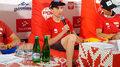 Polscy skoczkowie o przygotowaniach do sezonu i ciężkich treningach. Wideo