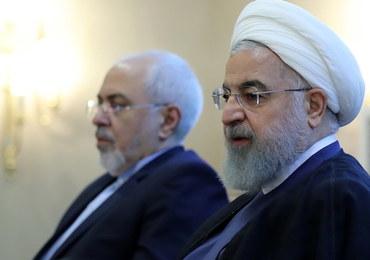 """Rowhani ostrzega Trumpa. """"Wojna z Iranem to matka wszystkich wojen"""""""