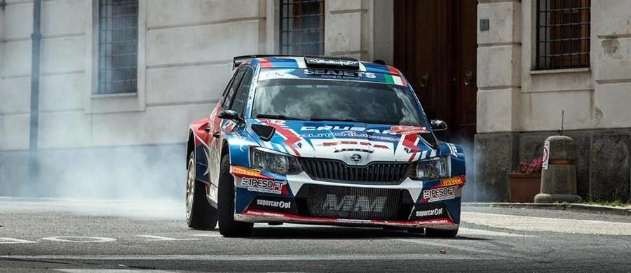 Grzegorz Grzyb (Skoda Fabia R5) zajął trzecie miejsce w Rally di Roma Capitale, piątej rundzie rajdowych mistrzostw Europy. Zwyciężył Rosjanin Aleksiej Łukjaniuk (Ford Fiesta R5).