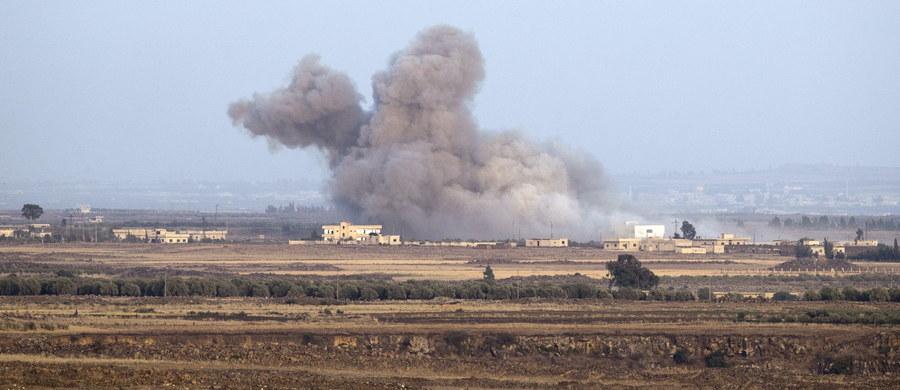 Armia Izraela zestrzeliła syryjski myśliwiec, który spenetrował terytorium tego kraju - podało izraelskie wojsko. Samolot rozbił się w Syrii, prawdopodobnie na terytoriach kontrolowanych przez Państwo Islamskie. Los załogi nie jest znany.