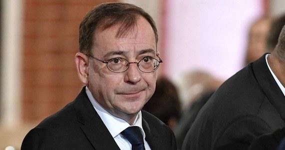 Sąd Najwyższy nie uwzględnił w środę wniosku o odwieszenie sprawy Mariusza Kamińskiego; postępowanie kasacyjne ws. byłego szefa CBA będzie nadal zawieszone do czasu rozstrzygnięcia przez Trybunał Konstytucyjny skierowanej przez marszałka Sejmu sprawy sporu kompetencyjnego między SN a prezydentem ws. prawa łaski.