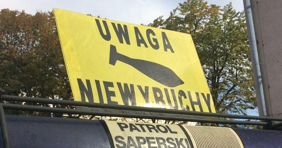 Bombę o wadze ok. 250 kg usunęli z centrum Głogowa (Dolnośląskie) saperzy 4. Głogowskiego Batalionu Inżynieryjnego. Na czas prac wydobywczych konieczna była ewakuacja mieszkańców pobliskich domów.