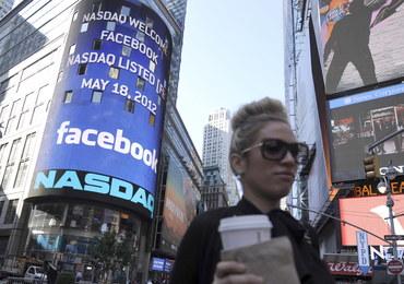 Gigantyczny spadek akcji Facebooka. To może być najgorszy dzień w historii firmy