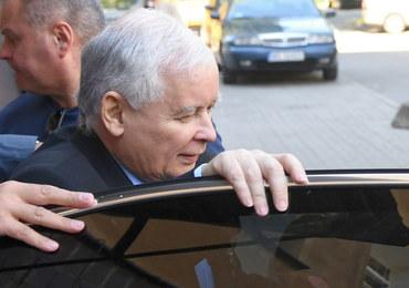 """""""Termin uznany za trudny"""". Kaczyński tłumaczy, dlaczego PiS nie poparło wniosku prezydenta"""