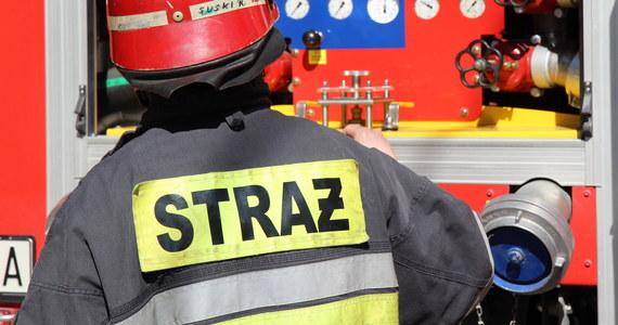 Policja będzie wyjaśniała przyczyny tragicznego w skutkach pożaru w Mysłowicach. Ogień wybuchł w domu jednorodzinnym. Zginął mężczyzna, a drugi został ranny.