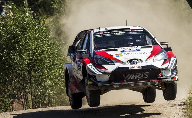 Estończyk Ott Tanak (Toyota Yaris) wygrał Rajd Finlandii, ósmą rundę samochodowych mistrzostw świata. Drugie miejsce zajął Norweg Mads Oestberg (Citroen C3), a trzecie reprezentant gospodarzy Jari-Matti Latvala (Toyota Yaris).