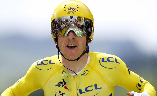Cardiff ma w herbie czerwonego smoka zionącego ogniem. Sukces walijskiego kolarza Gerainta Thomasa w Tour de France sprawił, że smok... został ubrany w żółtą koszulką lidera wyścigu.