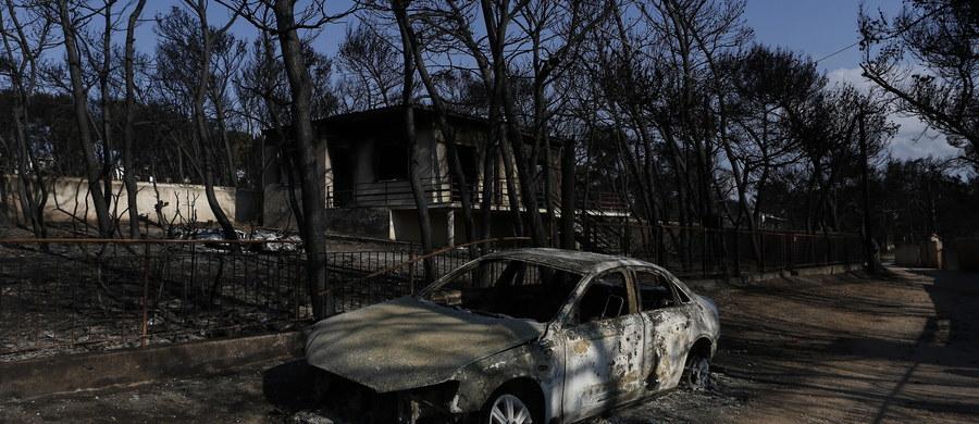 Ponad czterystu Polaków wypoczywa teraz w greckiej Attyce, którą w ubiegłym tygodniu pustoszyły pożary. Kilkanaście tysięcy naszych rodaków jest w innych częściach Grecji, przede wszystkim na wyspach - dowiedział się reporter RMF FM.