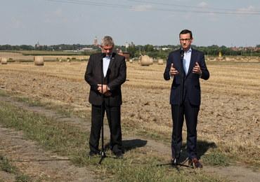 Premier: Wypłata odszkodowań dla rolników jest dla nas fundamentalnie ważna