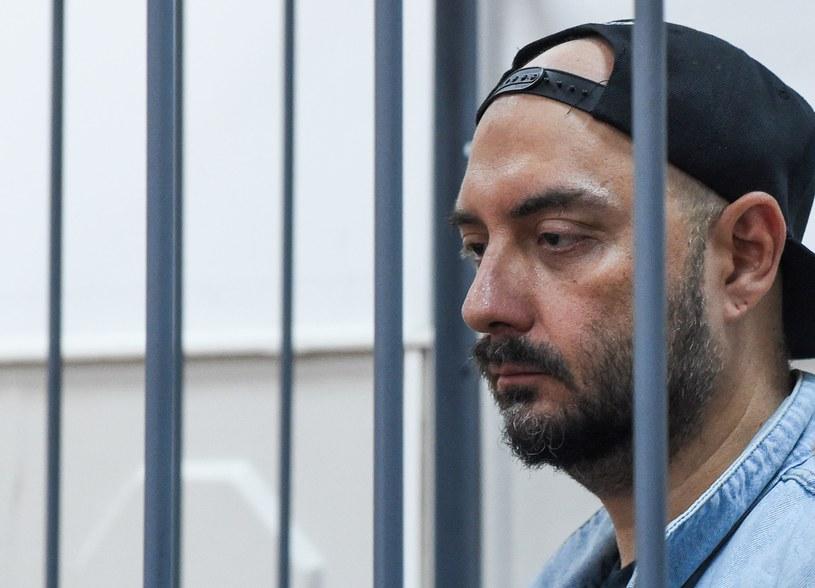 Rosyjski reżyser teatralny i filmowiec Kiriłł Sieriebriennikow, który od niemal roku przebywa w areszcie domowym w Moskwie, został w czwartek we Francji uhonorowany tytułem komandora Orderu Sztuki i Literatury.