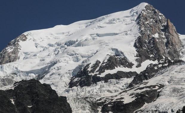 Trzej francuscy alpiniści zginęli w masywie Mont Blanc na Dômes de Miage (3673 m) w pobliżu włoskiej granicy. Informację potwierdziła już francuska żandarmeria.