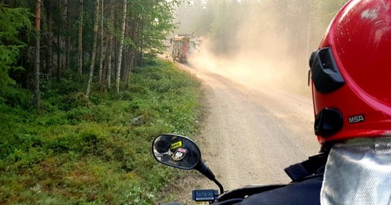 W piątek będziemy mieli uroczyste spotkanie w bazie operacji, które organizuje dla nas strona szwedzka. Szykujemy się do wyjazdu w sobotę rano - poinformował dowódca polskich strażaków w Szwecji mł. brygadier Michał Langner z KG PSP.