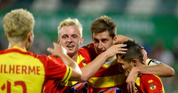 Piłkarze Jagiellonii zremisowali w Vila do Conde z portugalskim Rio Ave 4:4 (1:2) w meczu rewanżowym 2. rundy kwalifikacji Ligi Europejskiej.