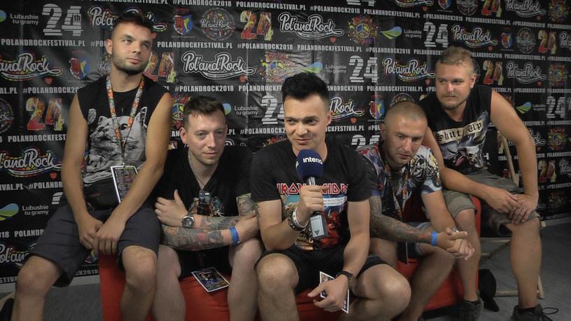 Na swoim koncercie na Dużej Scenie Pol'and'Rock Festival (sobota 3 sierpnia) grupa Nocny Kochanek odebrała zasłużonego Złotego Bączka, czyli nagrodę przyznawaną przez woodstockową publiczność.