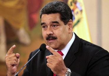 Atak przy użyciu dronów na prezydenta Wenezueli. Maduro oskarża Kolumbijczyków