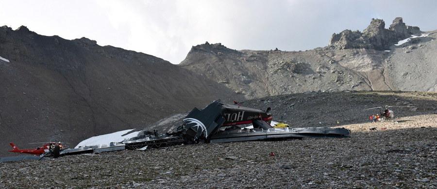 W szwajcarskich Alpach doszło do katastrofy samolotu Junkers Ju-52 HB-HOT. Na pokładzie tej zabytkowej maszyny podróżowało 20 osób. Wszystkie zginęły.