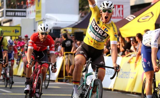 Niemiec Pascal Ackermann wygrał drugi etap 75. Tour de Pologne, długości 144 km z Tarnowskich Gór do Katowic. Kolarz grupy Bora-Hansgrohe, który dzień wcześniej triumfował w Krakowie, umocnił się na pozycji lidera wyścigu.