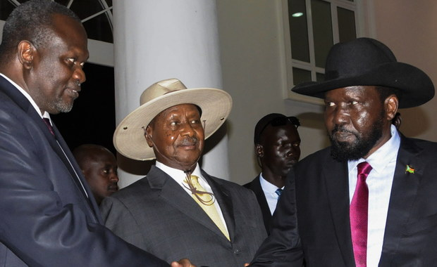 Rząd Sudanu Południowego uzgodnił w niedzielę ostateczny układ pokojowy i porozumienie o podziale władzy z głównym ugrupowaniem rebelianckim w tym kraju - poinformował minister spraw zagranicznych sąsiedniego Sudanu, który pośredniczył w rozmowach.