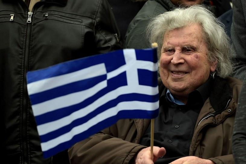 """Mikis Theodorakis, jeden z najbardziej znanych kompozytorów greckich, autor muzyki m.in. do filmu """"Grek Zorba"""", trafił do szpitala po ataku serca. Jego życiu nie zagraża bezpośrednio niebezpieczeństwo - poinformowała w niedzielę, 5 sierpnia, grecka agencja prasowa ANA."""