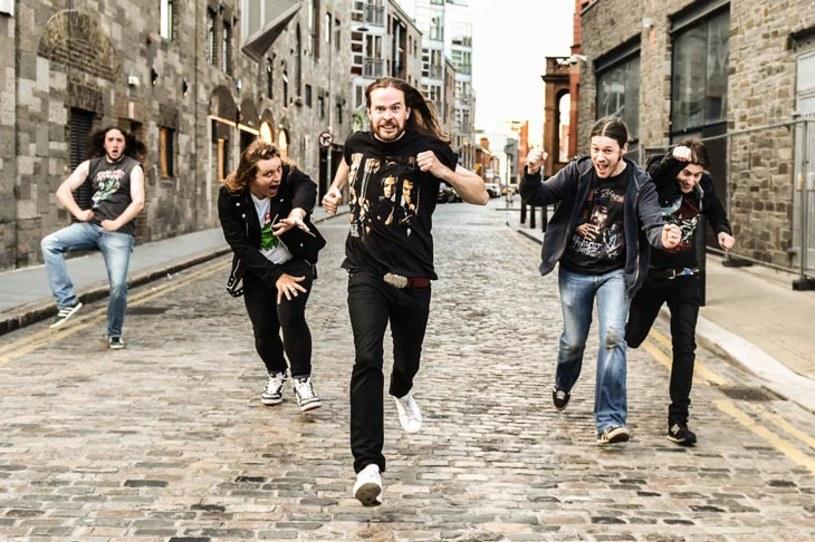 Grupa Gama Bomb z Irlandii Północnej przygotowała szósty album.