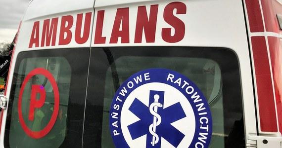Pięć osób rannych, w tym dwie ciężko - to bilans wypadku, do którego przed południem doszło w centrum Wrocławia u zbiegu ulic Borowskiej i Suchej. Ruch w tym miejscu został zablokowany.