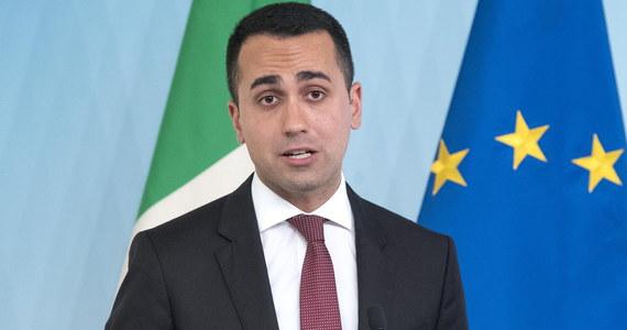 Wicepremier Włoch Luigi Di Maio oświadczył, że zasady fiskalne Unii Europejskiej nie są priorytetem dla nowego rządu włoskiego, choć będzie on starał się ich przestrzegać, jeśli nie będzie to hamowało programu reform.